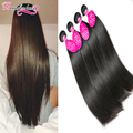 Malaysian Straight Hair Bundles Deals Peerless Malaysian Virgin Hair Straight Human Hair 4 Bundles 7A Unprocessed Straight Weave