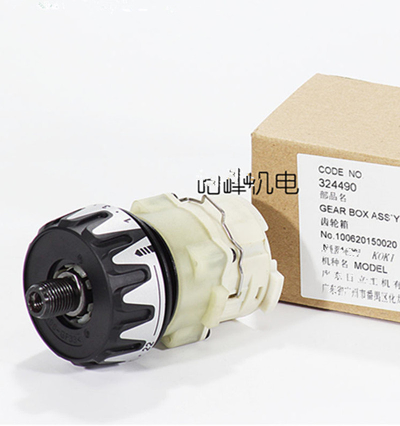 Reducer GEAR BOX ASS'Y 324490 For HITACHI DS18DVF3 DS18DFL DS14DVF3 DS14DFLPC DS14DFL DS18DFLPC Drill Machine genuine gear box ass y for hitachi