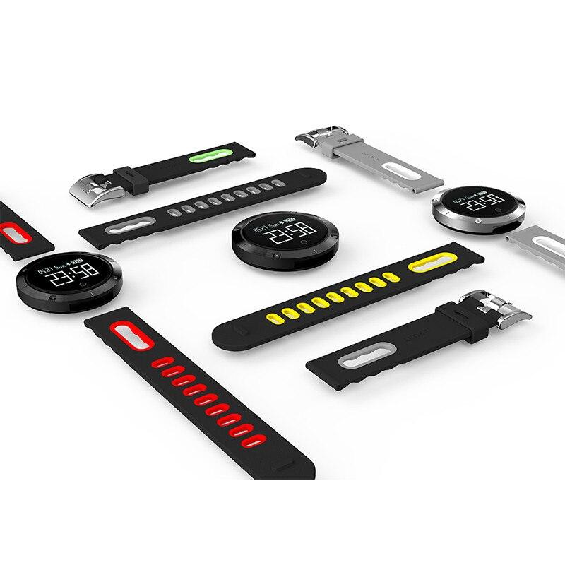 DM58 Mujeres Hombres reloj digital Deporte Bluetooth Smart Pulsera - Relojes para hombres - foto 4