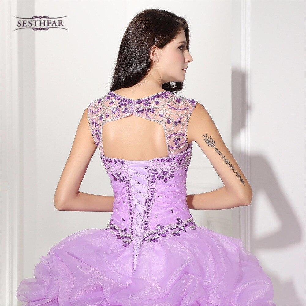 Hermosa Vestido De Novia Vestido De Bola Del Corsé Ornamento - Ideas ...