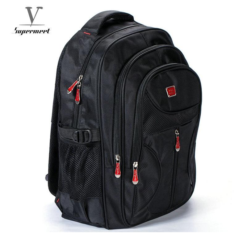 Supermeet Men font b Backpack b font Large Capacity Bagpack for Boys Daypack font b Laptop