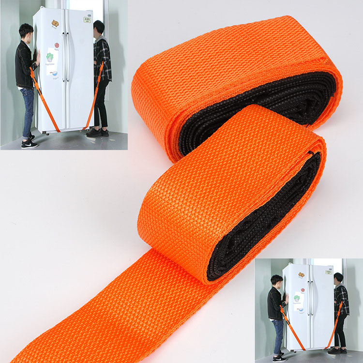 2pcs/lot Forearm Lifting Moving Strap Furniture Transport Belt Easier Carry Rope Delivery Carry Tool Accessories