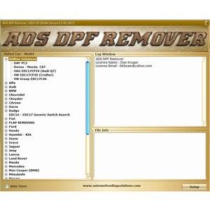 Image 5 - Eliminador de DPF EGR profesional, 3,0 removedor de Lambda, Software de versión completa 2017,5, keygen de desbloqueo y guía de vídeo