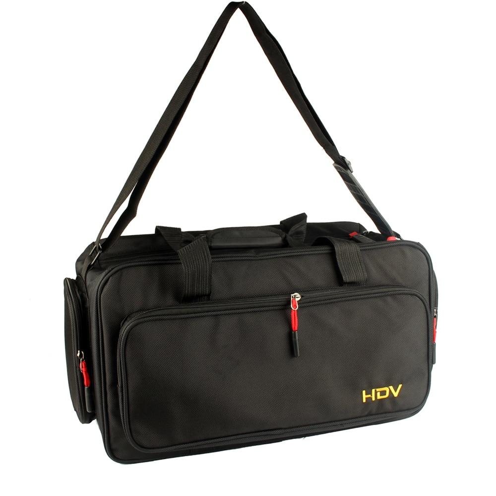 PorHD Professional HDV bag Video Camera Camcorder DV Bag For JVC JY HM360 Y HM360EC JY
