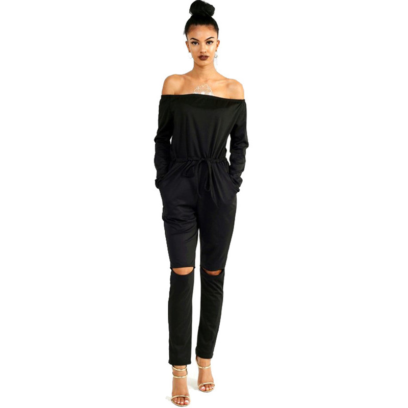 Compare Prices on Womens Gray Jumpsuit- Online Shopping/Buy Low ...