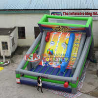 Factory Inflatable Ladder Climb Inflatable Sport Game for Sale
