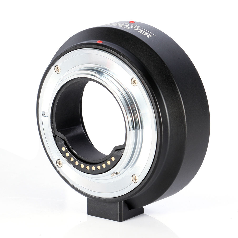 Electronic Lens Adapter Ring EF-MFT For Canon EF-S Lens To Micro 4/3 M4/3 Mount OM-D