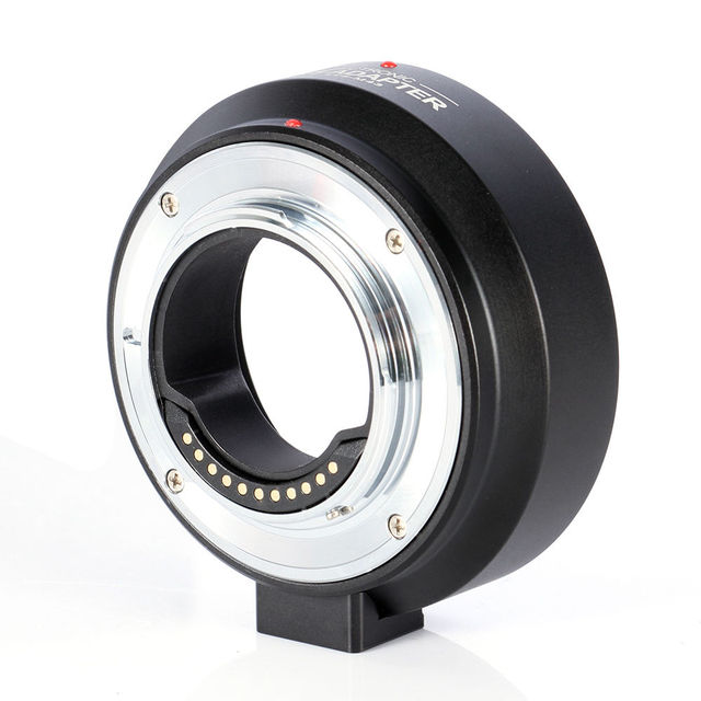 Electronic Lens Adapter Ring EF MFT for Canon EF S Lens to Micro 4/3 M4/3 mount OM D