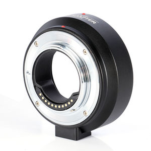 Image 1 - Elektronische Lens Adapter Ring EF MFT voor Canon EF S Lens naar Micro 4/3 M4/3 mount OM D