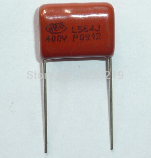 10pcs CBB Capacitor 564 400V 564J 0.56uF 560nF P15 CL21 Metallized Polypropylene Film Capacitor