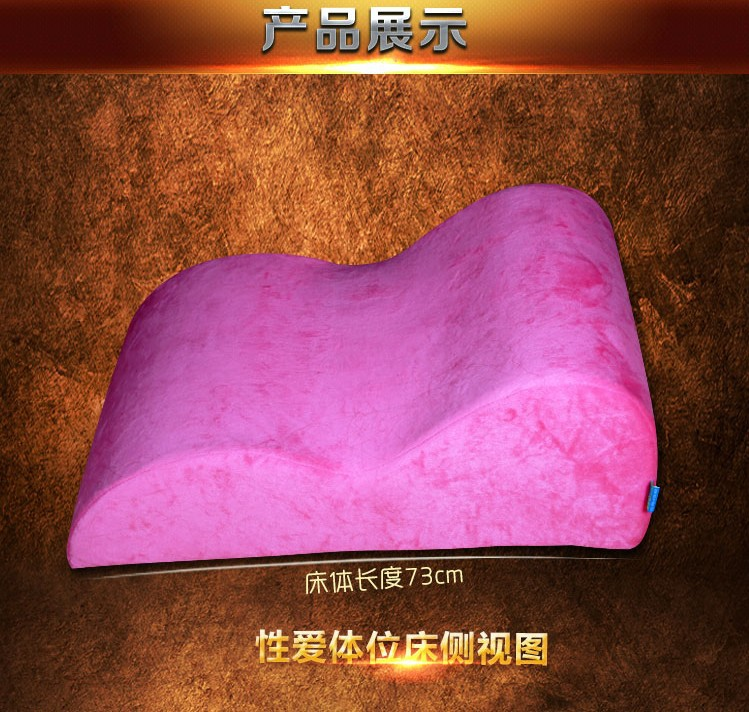 Erotic Games Sex Toys Couples sex furniture sofa Slope Chair Sponge Pad Adult Pillows Sex Products Sofa Bed factory direct red color sex chair wedge 2 piece triangle sponge pad adult pillows sex cube sofa bed diy sex furniture