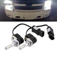 1 Set 60W 8400LM COB Chip Turbine LED Headlight 30W 4200LM H1 H3 H4 H7 H11
