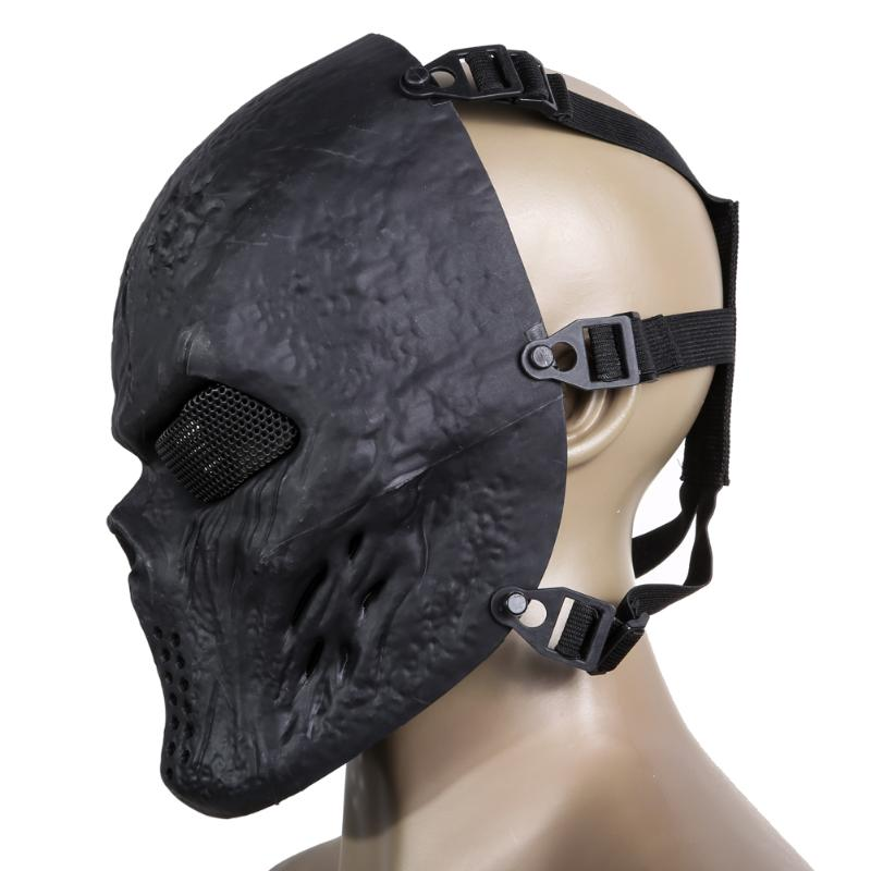 Skull Mask Cosplay 4