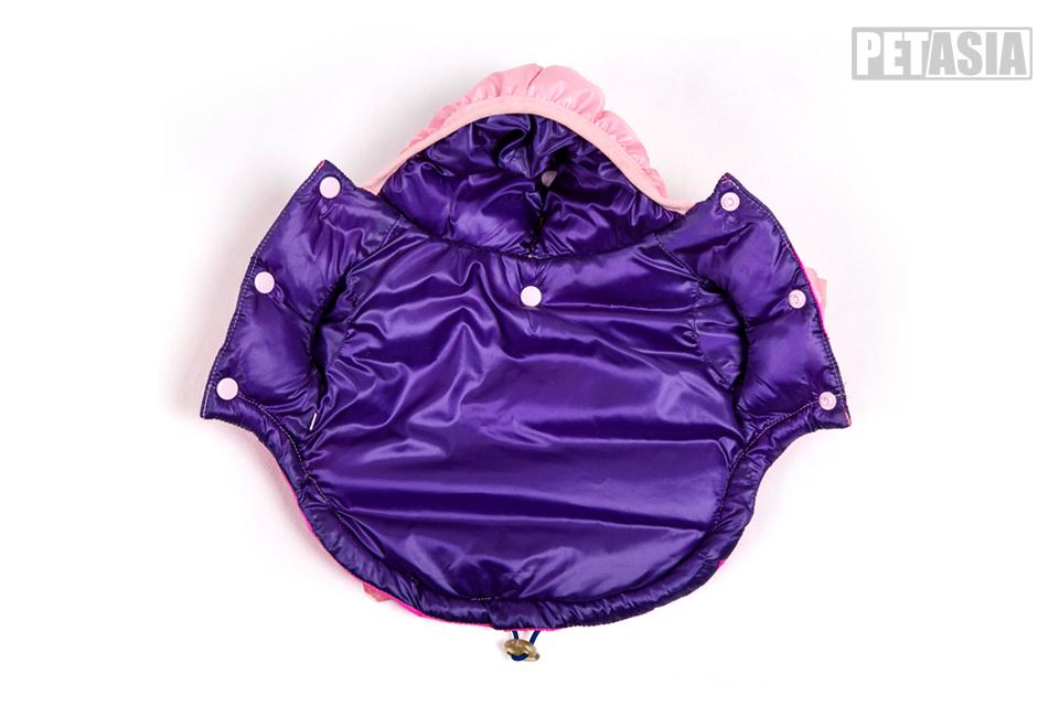 Winter Pet Dog Clothes Waterproof Warm designer Jacket Coat S -XXL Sport Style Puppy Hoodies Hat for Small Medium PETASIA 10