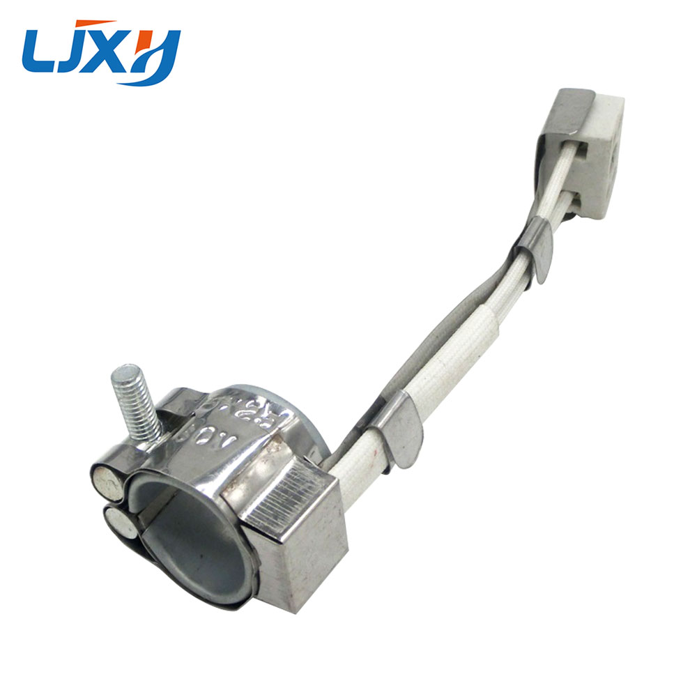 LJXH 25x25mm/25x30mm/25x35mm  Ceramic Plug Stainless Band Heater AC220V/110V/380V 60W/70W For Plastic Injection Machine