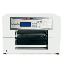 AR-T500 digital automatic dtg printer with heat press machine for sale
