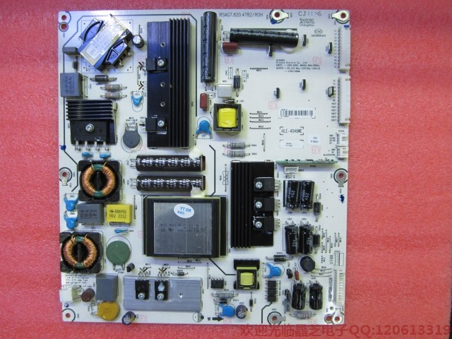 Free Shipping>Original 100% Tested Working LED46K316X3D LCD TV RSAG7.820.4782/ROH power board