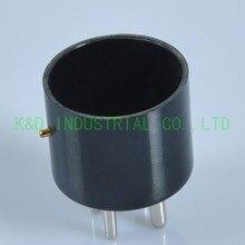 2pcs 4Pin Tube Base Bakelite Socket U4A 300B 2A3 Triode Valve DIY Repair Chassis цена и фото