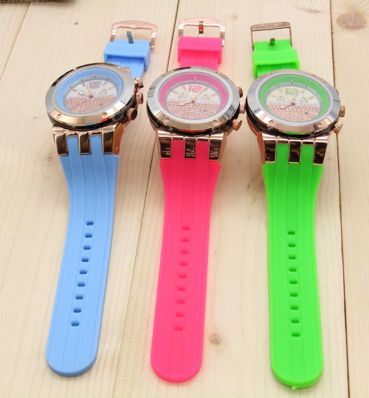 Prix pour Aqua mulco haute recommander top qualité bande de silicone montre-bracelet hommes montres mulco quartz robe montre motif en relief montre