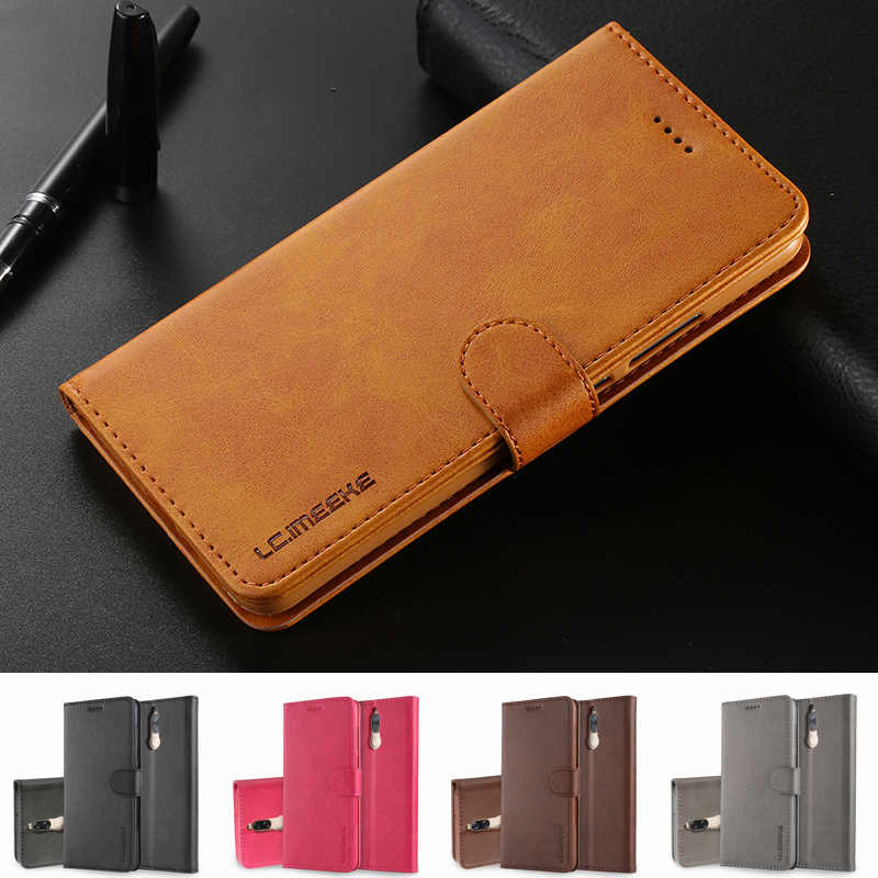 Luxury Leather Wallet Case For Huawei Mate 10 Lite Case Flip Cover For Huawei Mate 10 Pro Phone Case Huawei Mate 10 Flip Cover