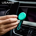 USAMS Universal 360 Degree Magnetic Car Holder for iPhone 7 7 plus 5s 6 iPad Samsung Xiaomi mobile phone holder