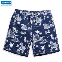 Swimwear Men loose Board Shorts gym swimming trunks Men's boardshorts running shorts Plus Size swimsuit Fast drying