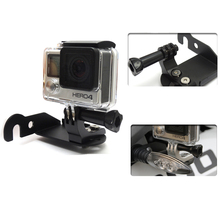 For BMW R1200GS Front Left Bracket for Go Pro for BMW R1200 GS Adventure LC 2013 2014 2015 2016 F800GS S1000XR Motorcycle Parts