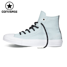 Original New Arrival 2016 Converse  Unisex  High top Skateboarding Shoes Canvas Sneakers
