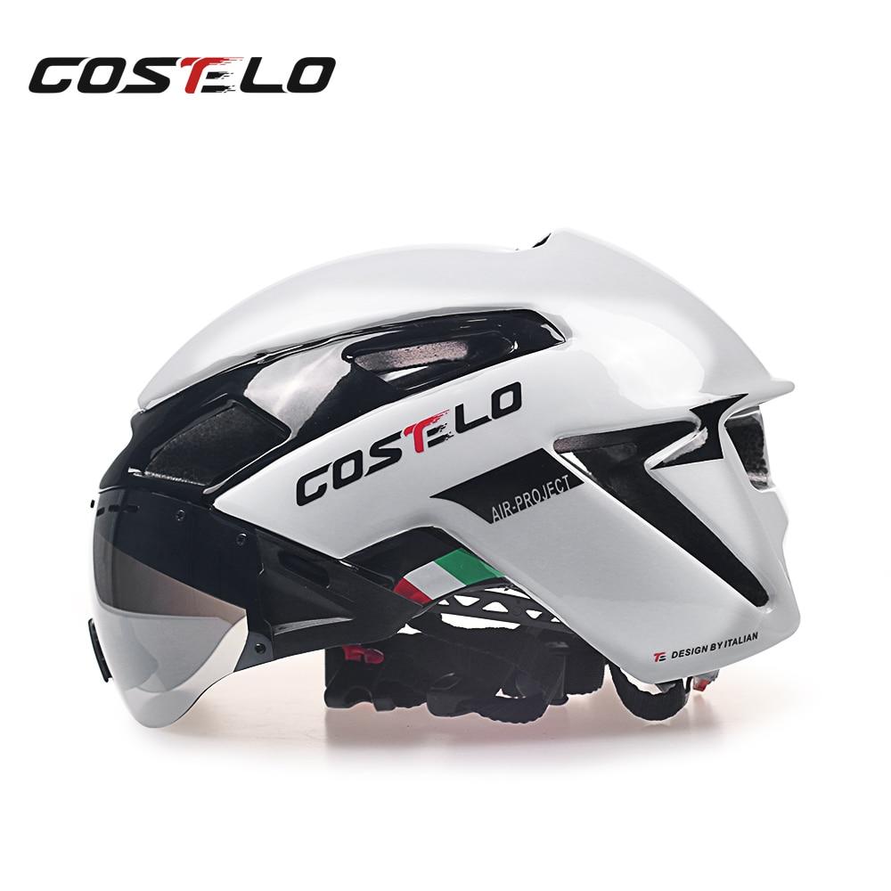 2017 costelo radfahren licht helm mtb rennrad helm fahrradhelm - Radfahren - Foto 2
