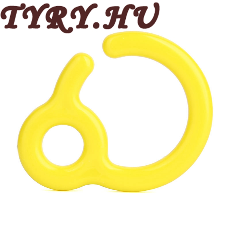 TYRY.HU 24pcs Pacifier Hook Mini Silicone Hooks Baby Toys Food Grade DIY Car Seat Handles/Stroller Bars/Playpens