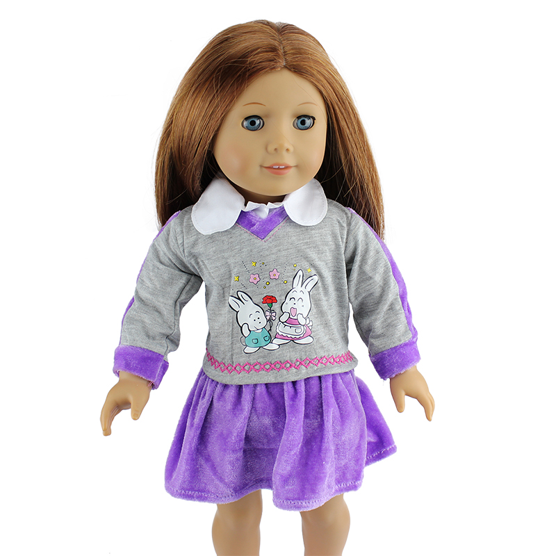 Online Get Cheap Doll Clothes For 18 Inch Dolls