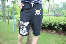 One Piece Knee-length Shorts
