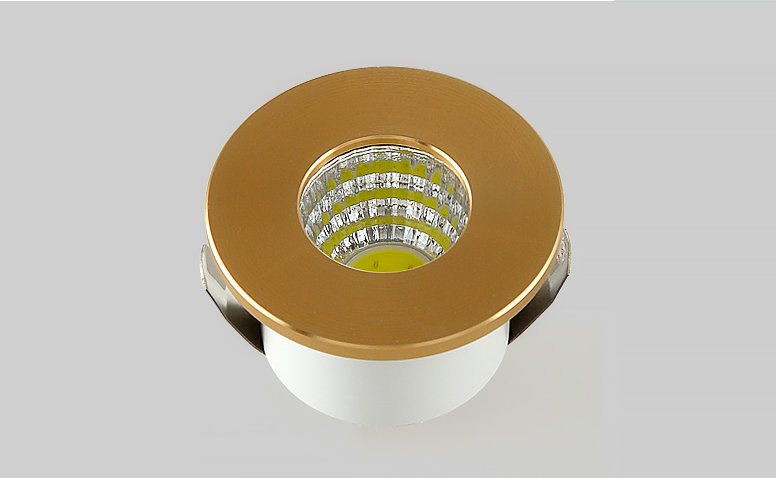 11pcs Led Mini Downlight Under Cabinet Spot Light 1w 3w For Ceiling Recessed Lamp Ac85-265v Dimmable Down Lights Free Shipping