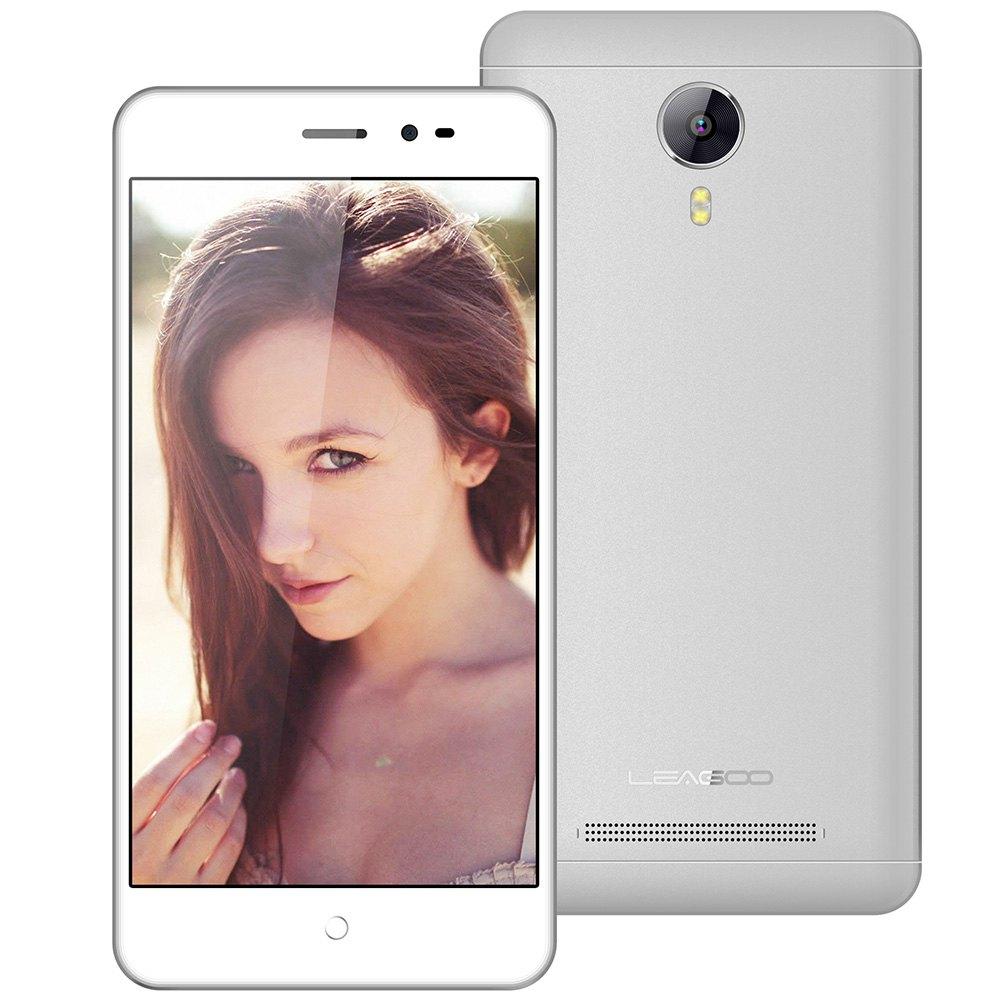 Цена за Leagoo Z5 LTE 5.0 дюймов Android 5.1 4 Г Смартфон MTK6735 Quad Core 1.0 ГГц 1 ГБ 8 ГБ Dual SIM Разблокирована 4 Г Wi Fi GPS Мобильного Телефона