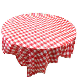1pc Red Plastic Tablecloth Party Disposable Table cloth