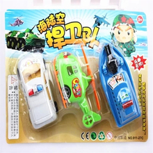 A Set Of Toy Cars Plane The Boat Avion Toys Model With Best Gifts For Kids