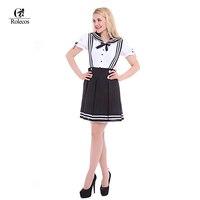 Japan Japanese School Uniform Anime Girl Sailor Lolita Dress Maid Cosplay Costume