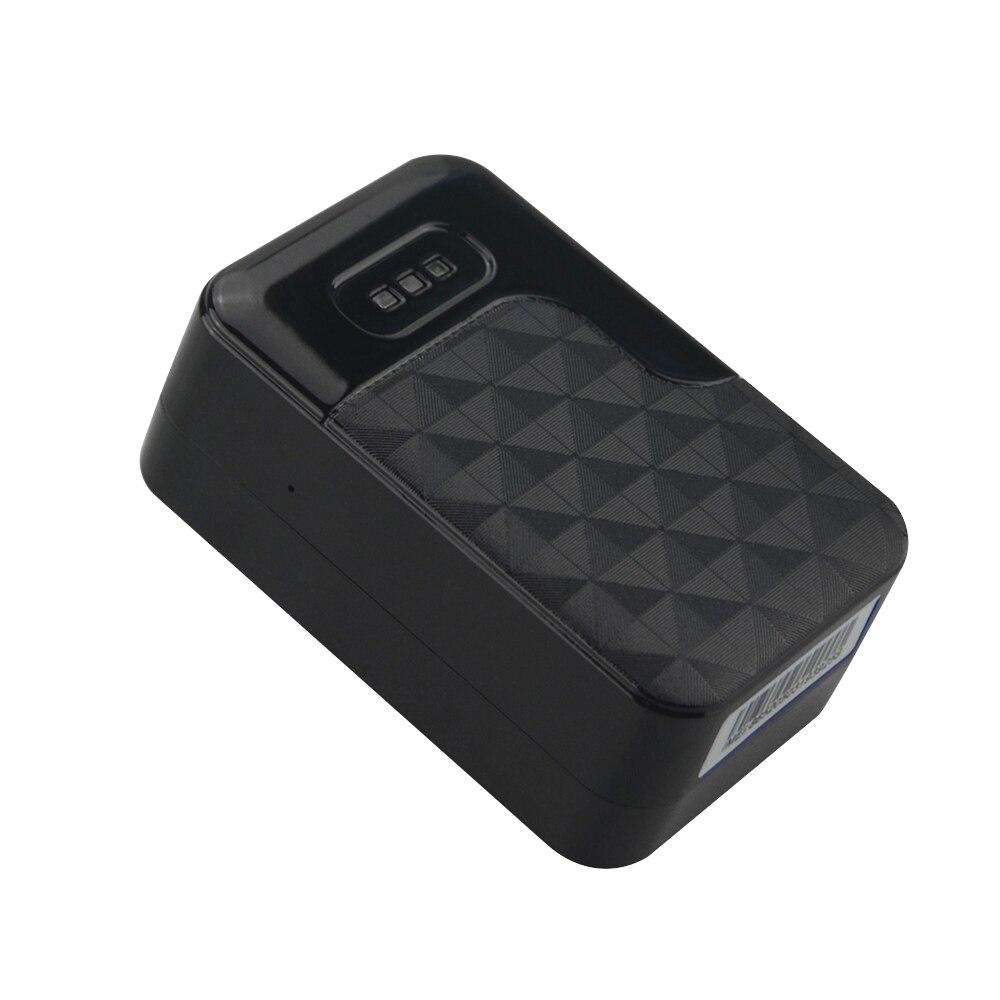 Dispositif de suivi GPS en temps réel intégré 6000 mah batterie style de voiture GPRS/GSM GPS Tracker GPS localisateur alarme geo-clôture application Web gratuite