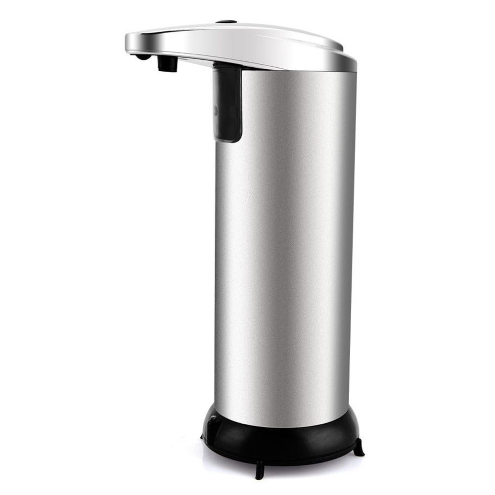 Stainless Steel Automatic Soap Liquid Dispenser Contactless Infrared Smart Sensor