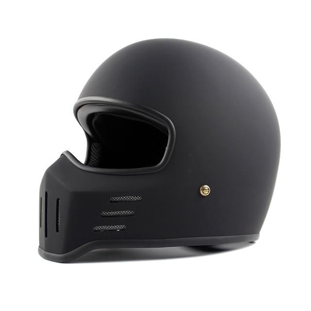 Lightweight Motorcycle Helmet >> Us 99 0 Tt Co Thompson Brand Motorcycle Helmet Tt01spirit Rider Retro Motocross Helmets Compact And Lightweight Vintage Motor Helmet In Helmets From
