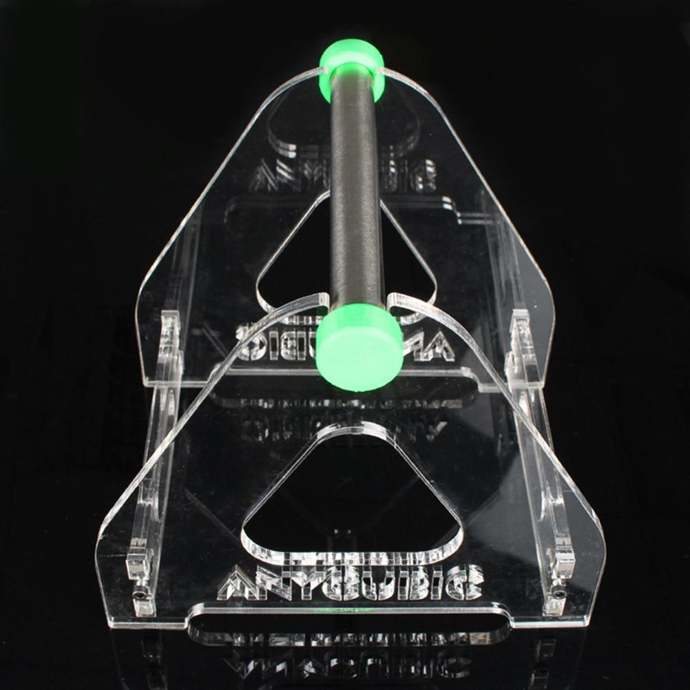 1 Spool Acrylic 3D Printer Filament Tabletop Mount Rack ABS/PLA ...