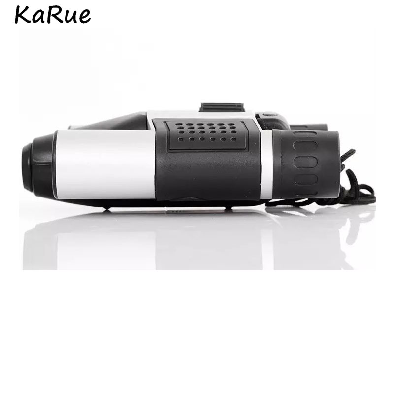 KaRue DT08 1.3MP CMOS Sensor 10X25 Binoculars Digital Camera USB Telescope for Tourism Hunting Photo DVR Video Record