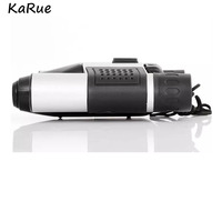 KaRue DT08 1.3MP CMOS Sensor 10X25 Binoculars Digital Camera USB Telescope for Tourism Hunting Photo DVR Video Record