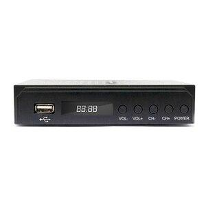 Image 2 - Vmade 2018 plus récent noir FULL HD numérique DVB ATSC F01 récepteur Satellite TV Tuner à recevoir MPEG4 Tuner décodeur lecteur multimédia