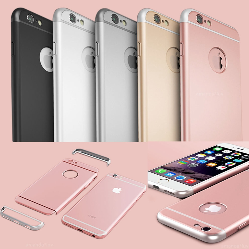 Aliexpress Buy Luxury 3 In 1 Ultra Thin Shockproof Armor Phone Cover Case For IPhone 5 5S SE 6 6S Plus Hard PC Matte Funda Coque Capa From