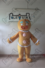 POLE STAR MASCOT COSTUMES bread man mascot costume games costumes Biscuits people
