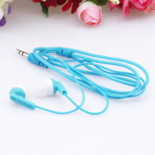 MOONBIFFY A Quality Hot Sale 3.5mm Headsets Earphones Stereo Earbuds for mobile phone MP3 MP4 for PC