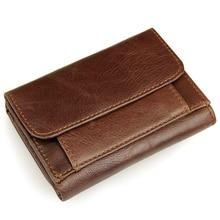 Vintage Style 100% Leather Wallet For Men