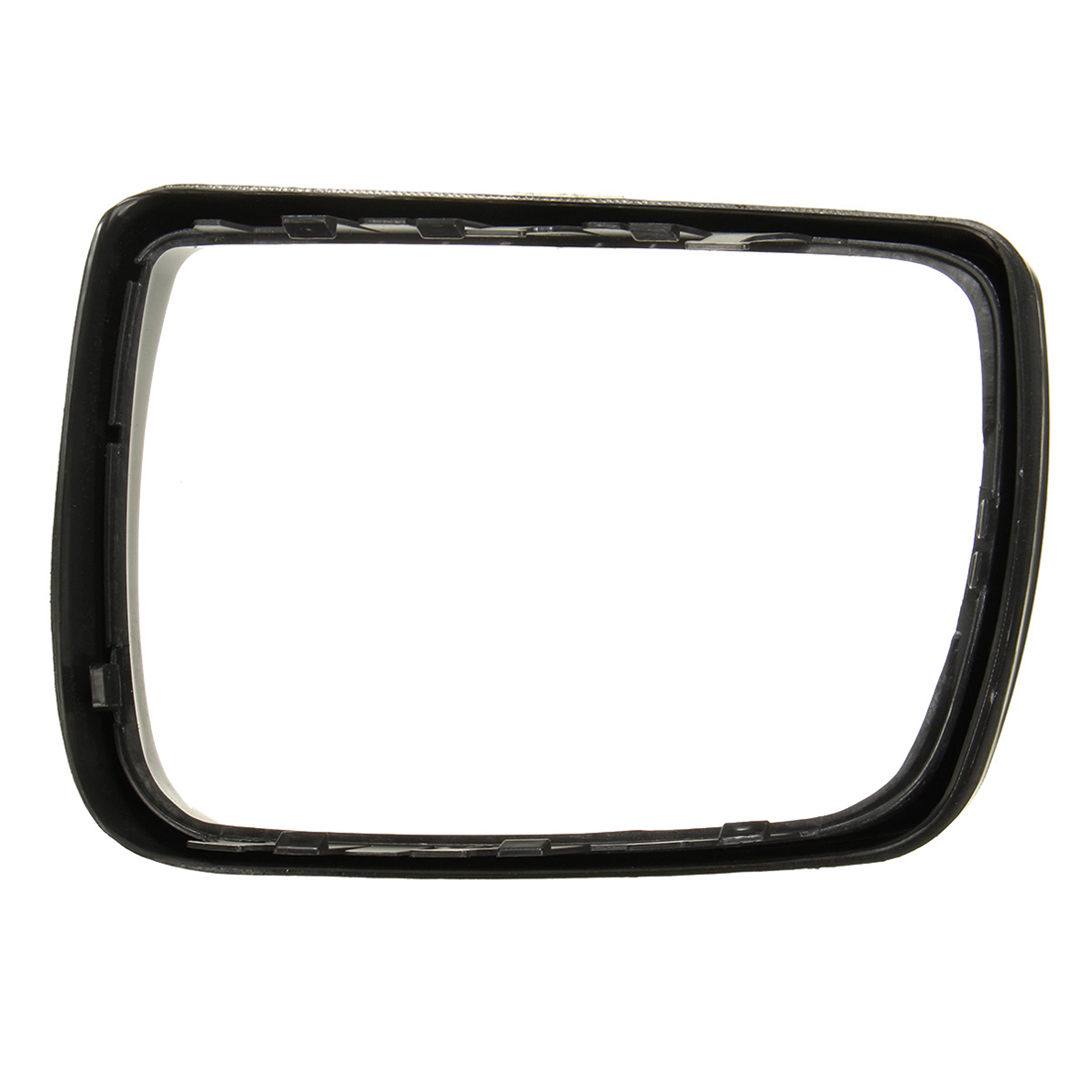 Original Right Door Mirror Cover Cap Trim Ring Replacement For Bmw X5 E53 Black