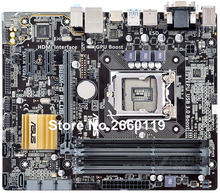 Desktop motherboard for ASUS B85M-G PLUS B85 LGA 1150 DDR3 system mainboard fully tested